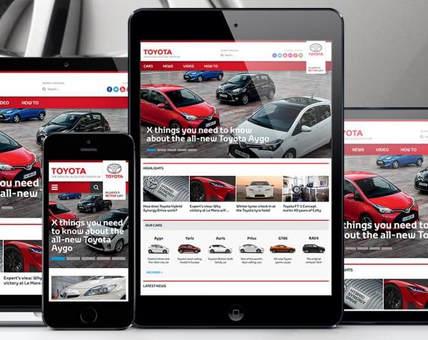 Toyota / Lexus GB